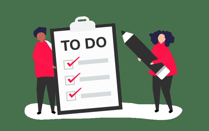 Capptions Checklist