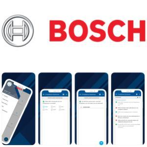 Bosch Inspections App